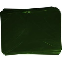 Rainbow Cellophane 750mmx1m Dark Green