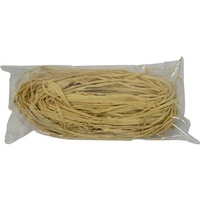 Rainbow ColouRed Raffia 25gm Natural