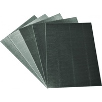 Rainbow Corrugated Board Silver Metallic A4
