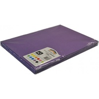 Rainbow Spectrum Board 200gsm A3 Purple