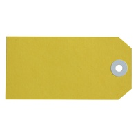 Avery Shipping Tags Size 4 108x54mm Yellow