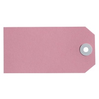 Avery Shipping Tags Size 4 108x54mm Pink