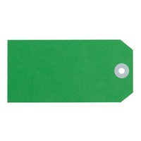 Avery Shipping Tags Size 5 120x60mm Green