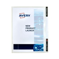 Avery PP Project File A4 Clear