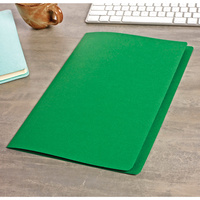 Avery Coloured Manilla Folders Foolscap Green 100Bx