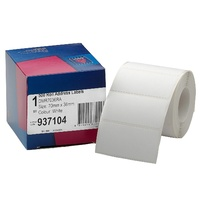 Avery Address Labels 70X36mm Roll White