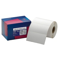 Avery Address Labels 102X49mm Roll White 500Bx