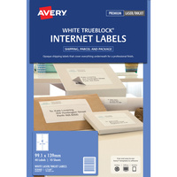 Avery Internet Shipping Labels L7169 4Up 99.1X139mm