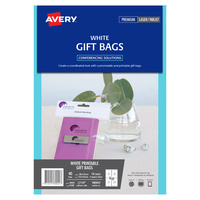 Avery Event Branding Solutions L7142 Print Bag Toppers 4Up 48X137mm 10/Pk
