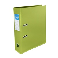 Bantex A4 70mm lever Arch File Olive Green