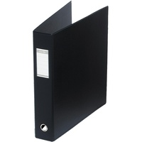 Bantex Upright Binder A3 65mm 3D Ring Black
