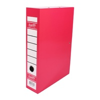 Bantex Box Files Foolscap 70mm Melon