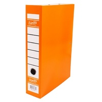 Bantex Box Files Foolscap 70mm Mango