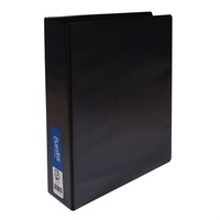 Bantex Insert Binder A4 50mm 3D Ring Black