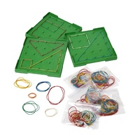 Linex Double Sided Geometric Board Kit