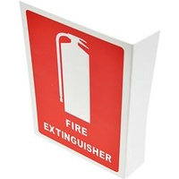 Extinguisher Location Sign - 210X320mm