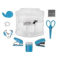 Yoobi™ Mini Stationery Kits Blue