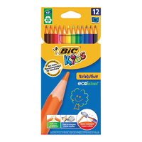 Bic Kids Evolution Colouring Pencils Pk12