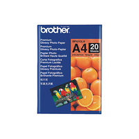 Brother A4 Glossy Paper190gsm 20 Sheets