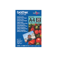 Brother BP71GPA4 Photo Paper - A4 Glossy 260gsm