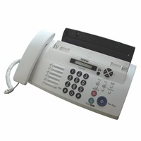 Brother 878 Fax Machine Silver