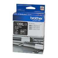 Brother LC139XLBK Black Ink Cartridge