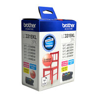 Brother LC-3319XL CMY Colour Pack