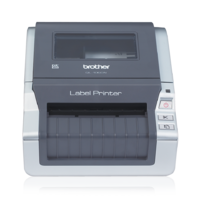 Brother QL-1060N Wide Label Printer + Network
