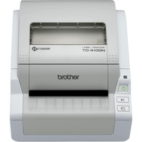 Brother TD-4100N Warehouse Label Printer