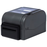 Brother TD-4520TN Thermal Transfer Label Printer with Ethernet & Peeler 300dpi