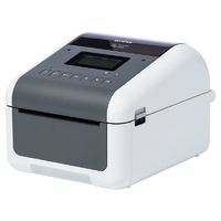 Brother TD-4550DNWB Direct Thermal Label Printer with Ethernet Wifi & Bluetooth