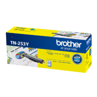 Brother TN-253Y Yellow Toner Cartridge
