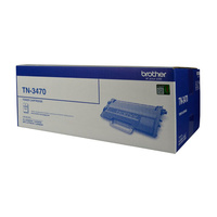 Brother TN-3470 Black Toner Cartridge (12000 page yield*)