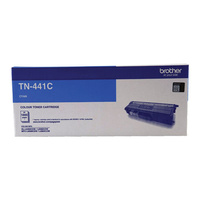 Brother TN-441 Cyan Toner Cartridge