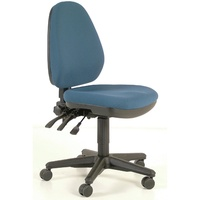 Buro Verve Office Chair High Back - Navy