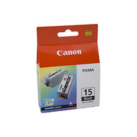 Canon BCI15BK Black Ink Tank