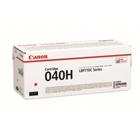 Canon CART040MII Magenta High Yield Toner