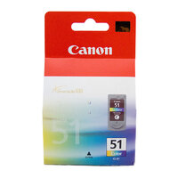 Canon CL51 Fine Colour High Yield  Cartridge