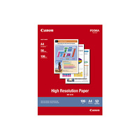Canon High Resolution Paper A4 106gsm 50 Sheets HR-101