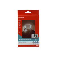 Canon Matte Photo Paper 4 X 6 170gsm 100 Sheets MP-1014X6