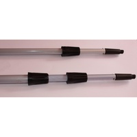 Cleanlink Telescopic Poles 3 Section x 2.0m