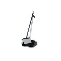 Cleanlink Lobby Pan Set - Broom & Bucket