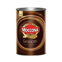 Moccona Smooth Coffee - Granulated 500Gm Tin