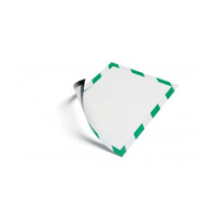 Durable Magnetic Frame - A4 Security Green/White