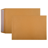 Cumberland Envelopes C4 324mm X 229mm Stripseal Gold 100gsm Bx250