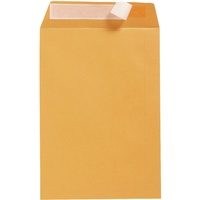 Cumberland Pocket Envelopes 380X255mm Strip Seal Gold 100gsm Bx250