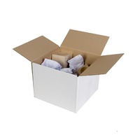 Cumberland Shipping Box - Regular White 130X130X130mm