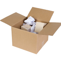 Cumberland Shipping Box - Heavy Duty Brown 368X305X254mm