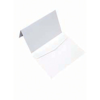 Colourful Days A6 Folded Card And Envelopes White Linen Pk10
