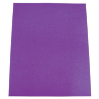 Colourful Cardboard 510X640mm Violet 50Pk
